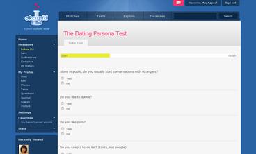 OkCupid dating risultati persona Corbin KY datazione
